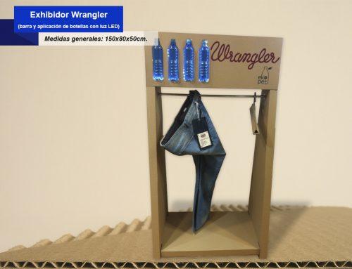Exhibidor Wrangler
