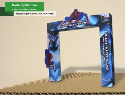 Portal Spiderman