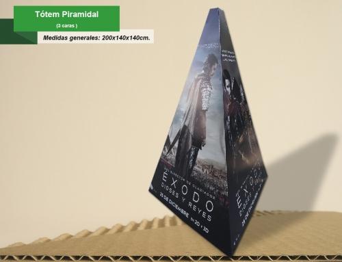 Totem piramidal