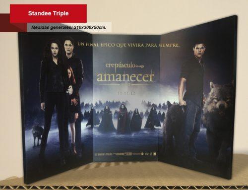 Standee Triple